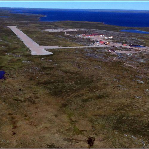 Ferguson Lake Project Airfield