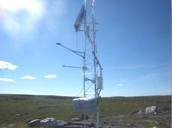 Ferguson Lake Satellite Communications